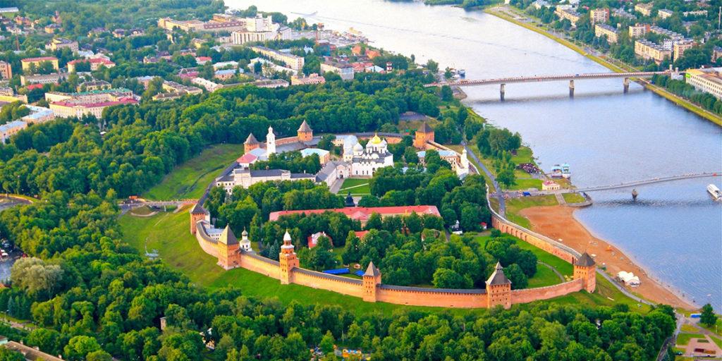 Восприятие мира Великого Новгорода через СМИ
