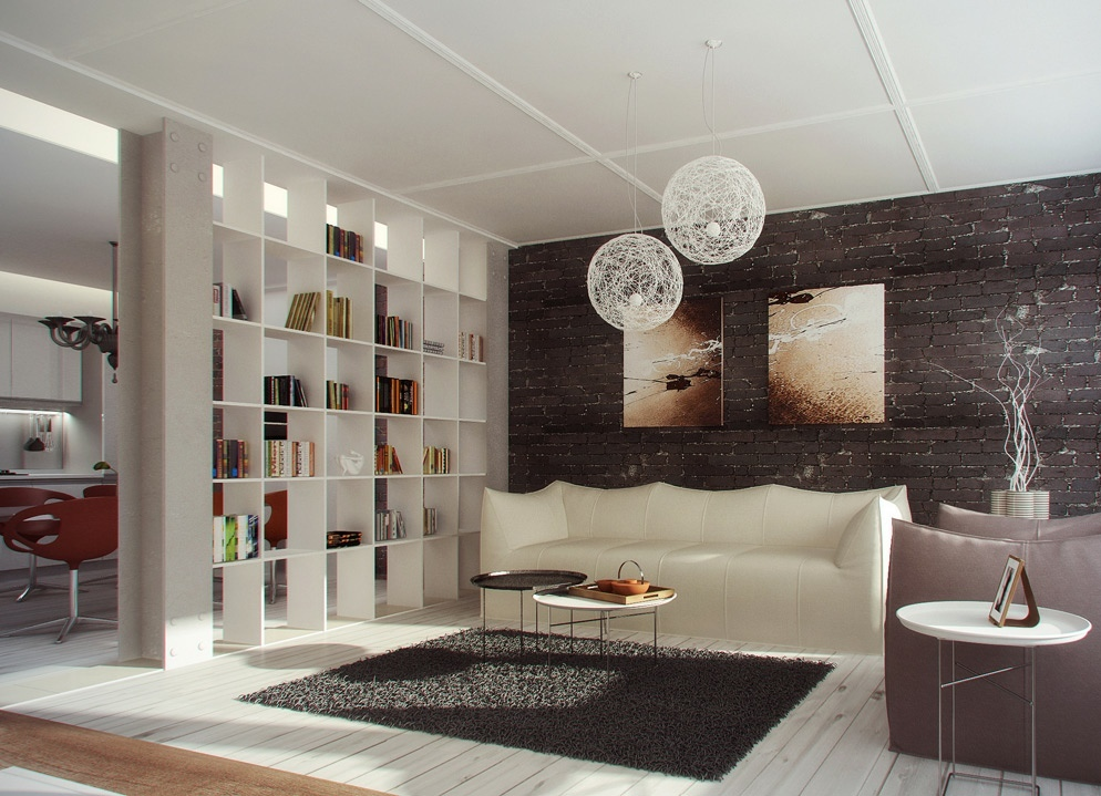 дизайн комнат киев